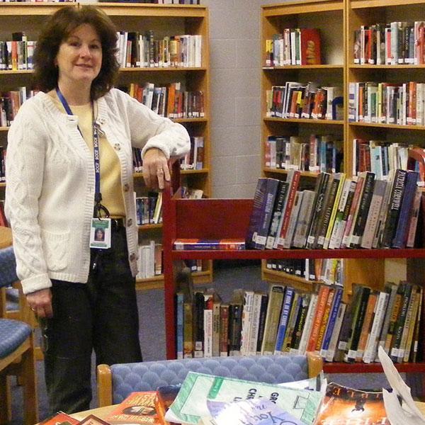 Cape Cod Jail Librarian