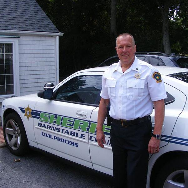 Barnstable Sheriff Officer