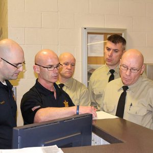 Barnstable County Sheriff Recruits