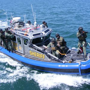 Barnstable Sheriff marine unit