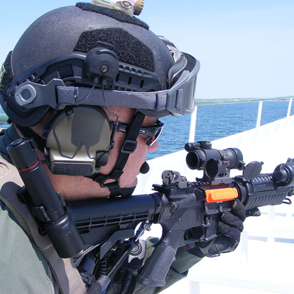 Cape Cod marine unit patrol