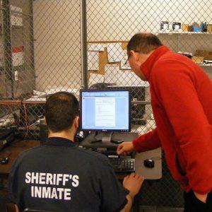 Cape Cod Jail Print Shop