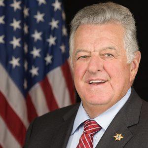 Barnstable County Sheriff James Cummings photo