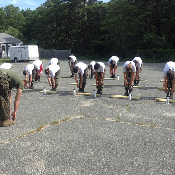 Cape Cod youth academy physical training