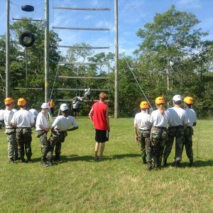 Cape Cod Youth Cadet Training Program