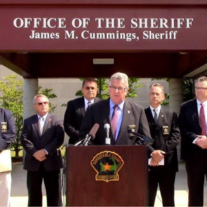 Cape Cod Sheriff press conference