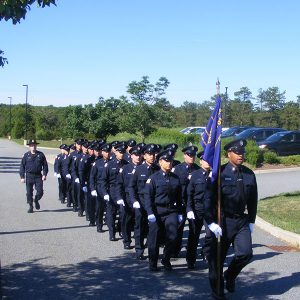 Barnstable Corrections Officers Graduation