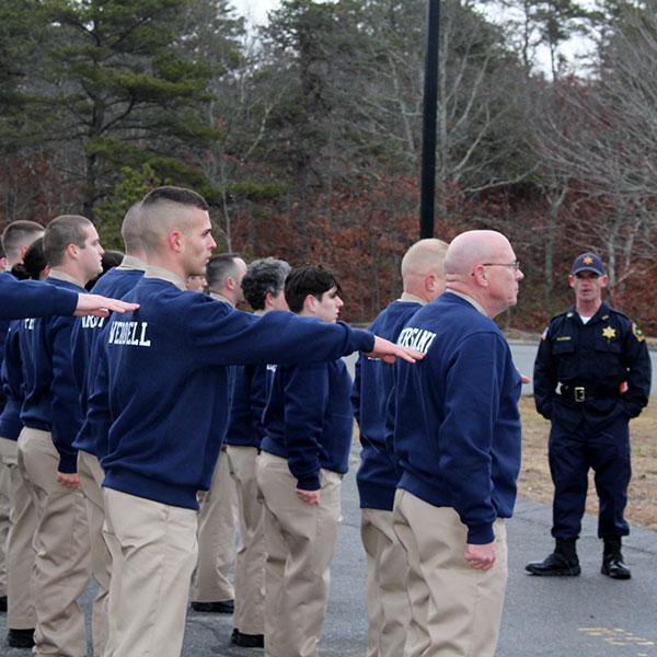 Cape Cod Police Academy