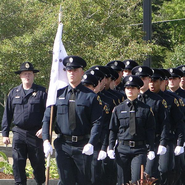 Correctional Officer Graduation