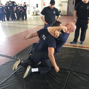 CO mat training