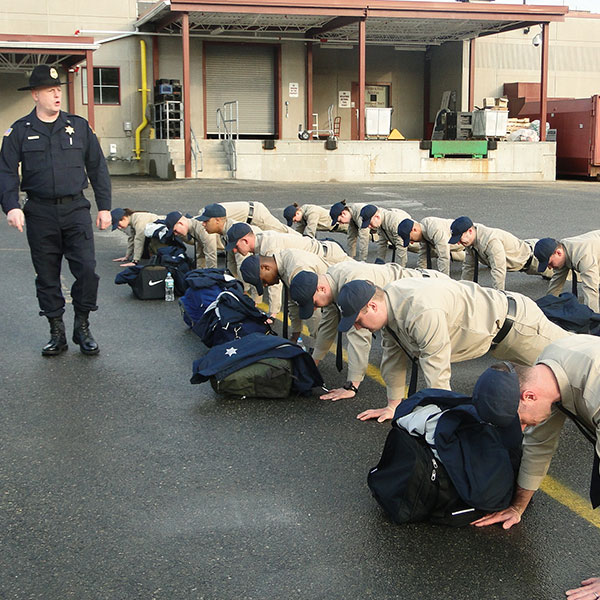 Correctional Officers Academy