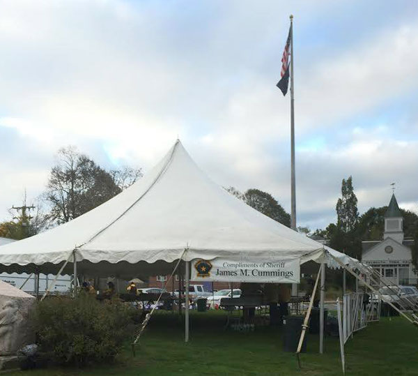 Cape Cod Sheriff's Inmate Tent Program